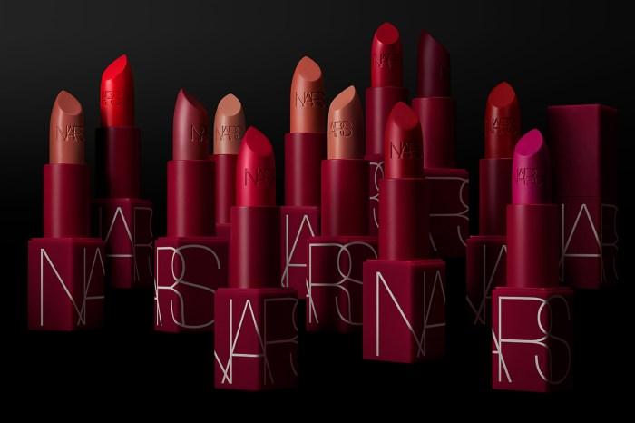 Nars 推出週年限量版唇膏開箱!72 款色每一款都令人心動