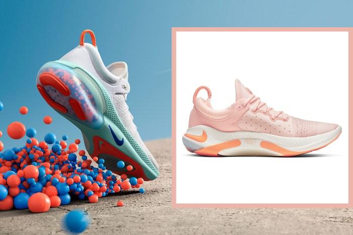 Nike 新鞋子加入了「革命性」技能,穿着後就像踩在泡泡上!