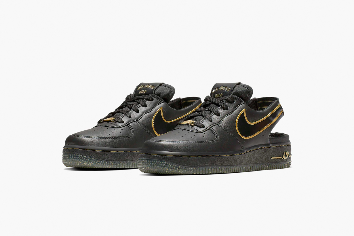 nike air force 1 slingback sneakers big kids
