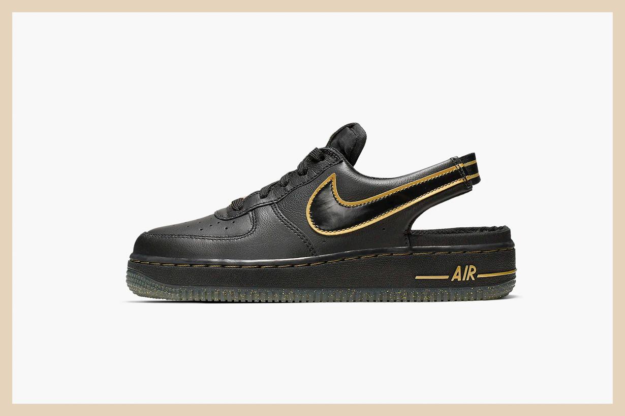 nike air force 1 slingback sneakers big kids