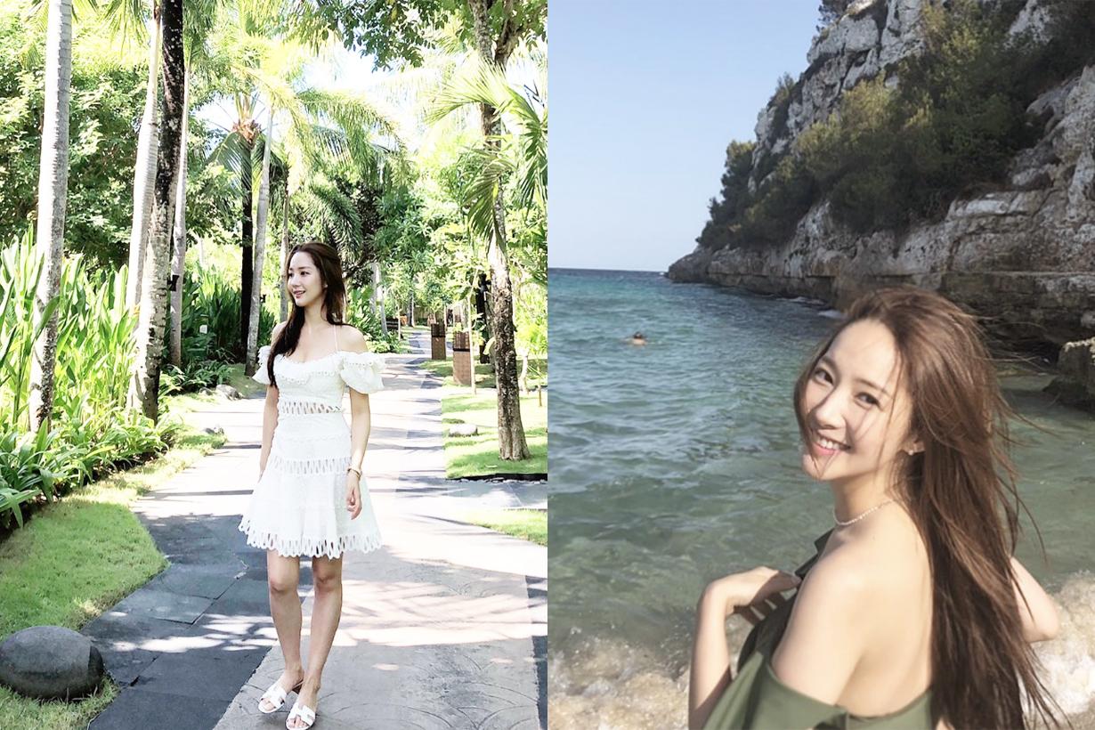 Park Min Young Rachel Jessica Jung Soo Yeon Spain BFF travel GUKA korea celebrities styles k pop korean idols celebrities singers actresses