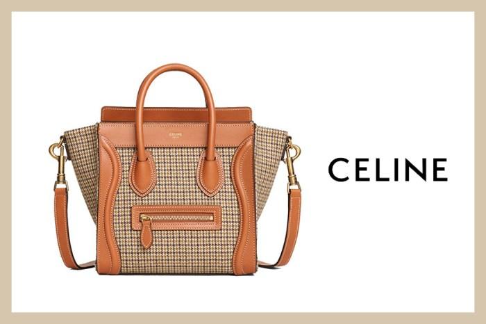 為 Old Celine 粉絲而設: Phoebe Philo 的幾款經典手袋今季注入了英倫學院風格!