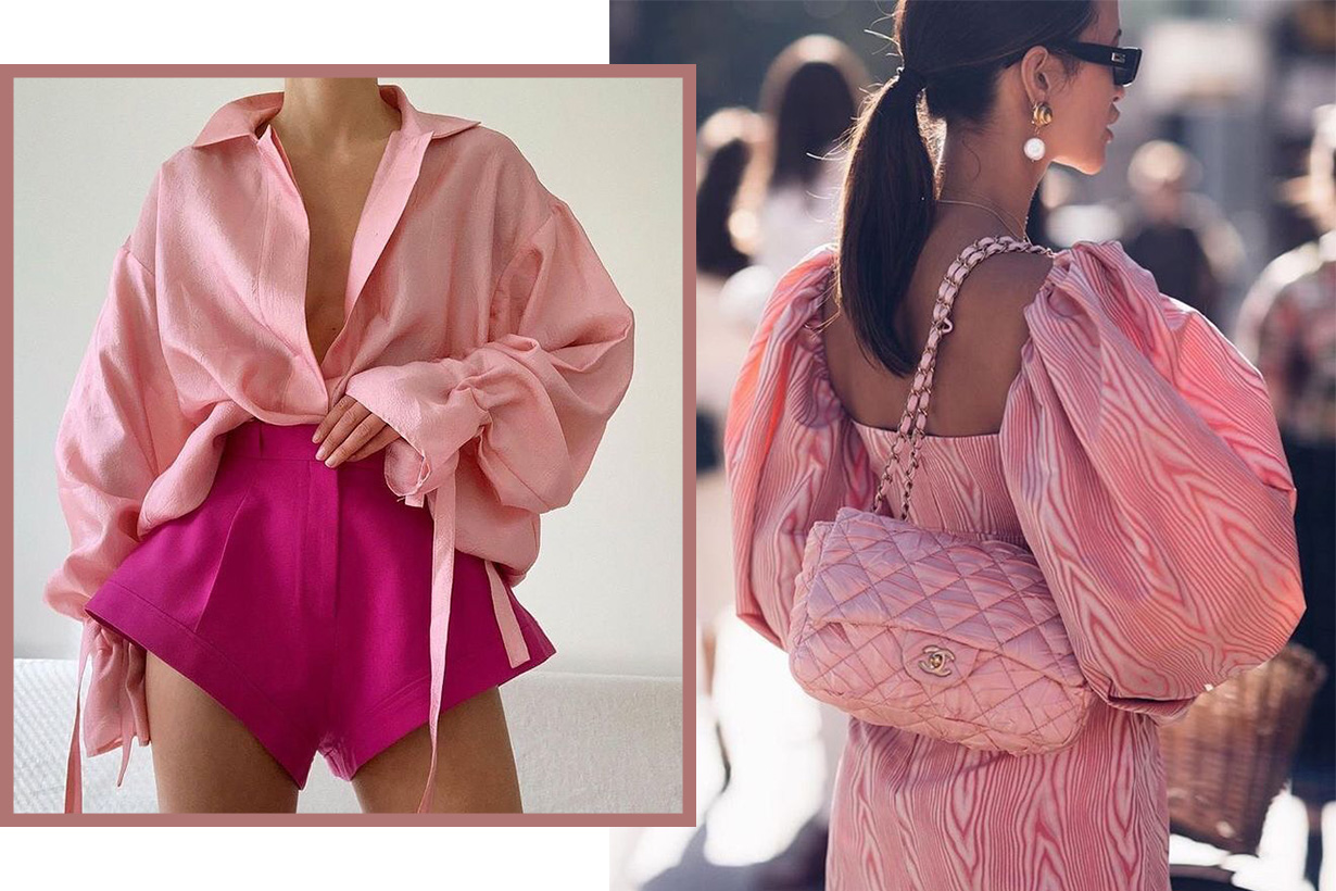 Pink street style tips
