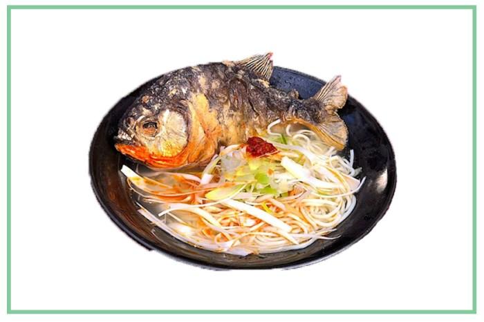 你敢吃嗎?日本推出期間限定亞馬遜「食人魚拉麵」!