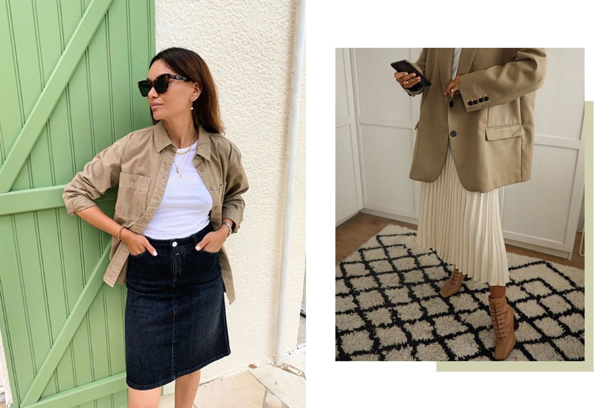 How To Wear 2019 Colour Trend Pistachio Green