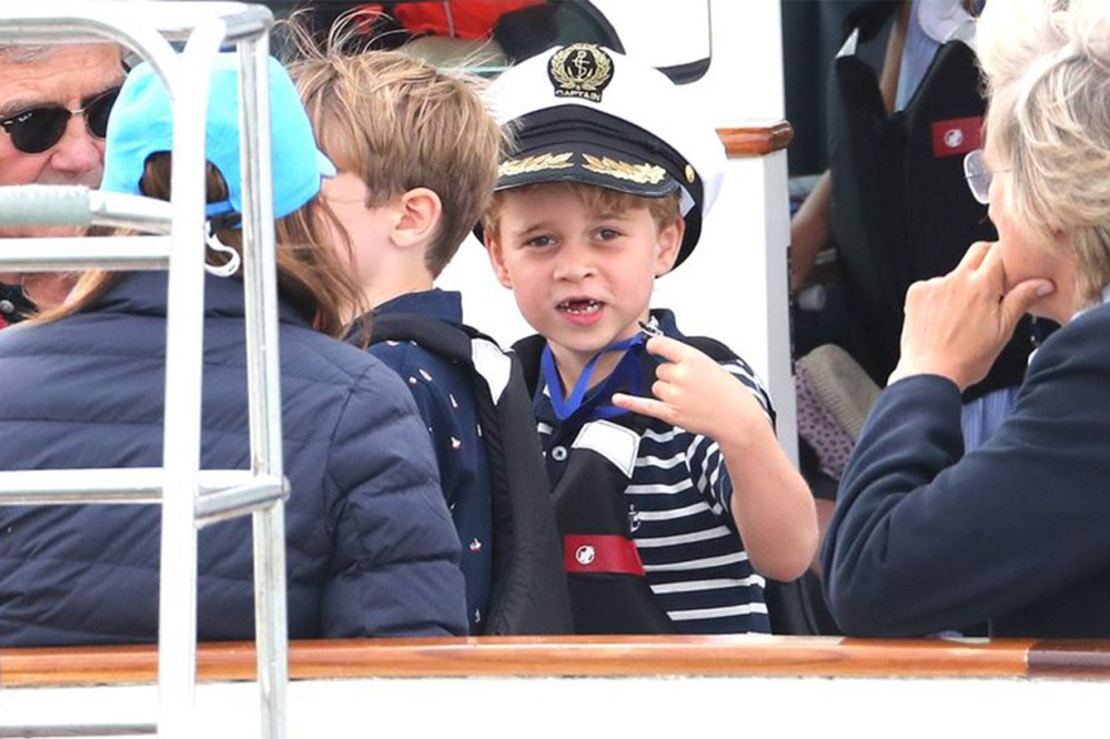 Prince George Sailor Hat
