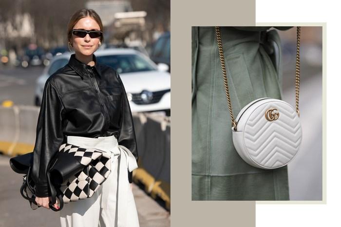 從 Gucci 到 BV 都推出,「枕頭包」正是本季的流行手袋!