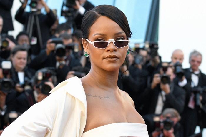 網絡都在討論這款專屬 Rihanna 的香氣,「像是天堂的味道!」