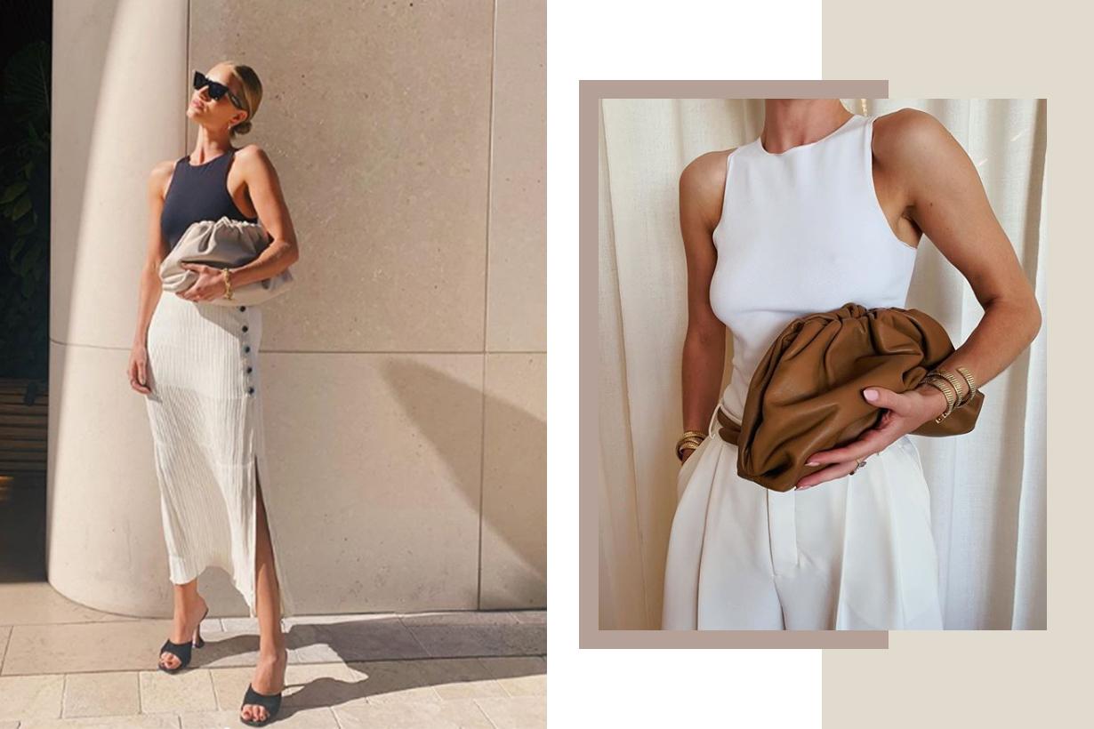 Rosie Huntington-Whiteley Owns Two Zara Bodysuits