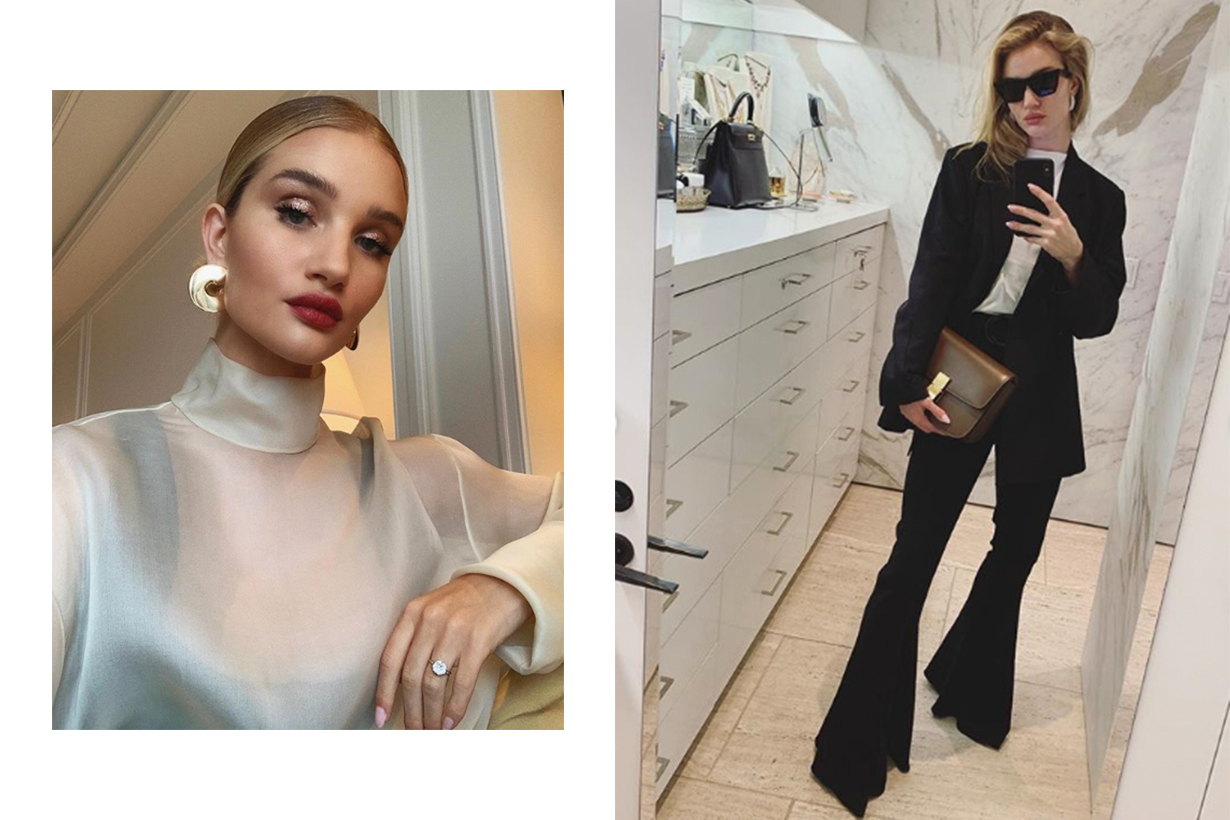 Rosie Huntington-Whiteley's Favourite Brands