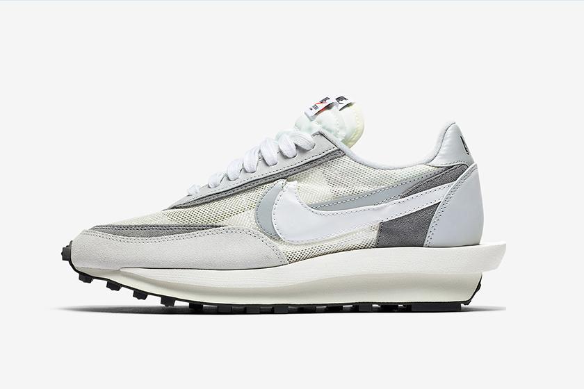 sacai-nike-ldwaffle blazer sneakers fall 2019