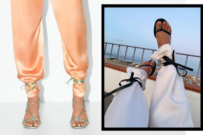 「束褲腳」現時在歐美大流行!簡單地做到顯瘦又高質感