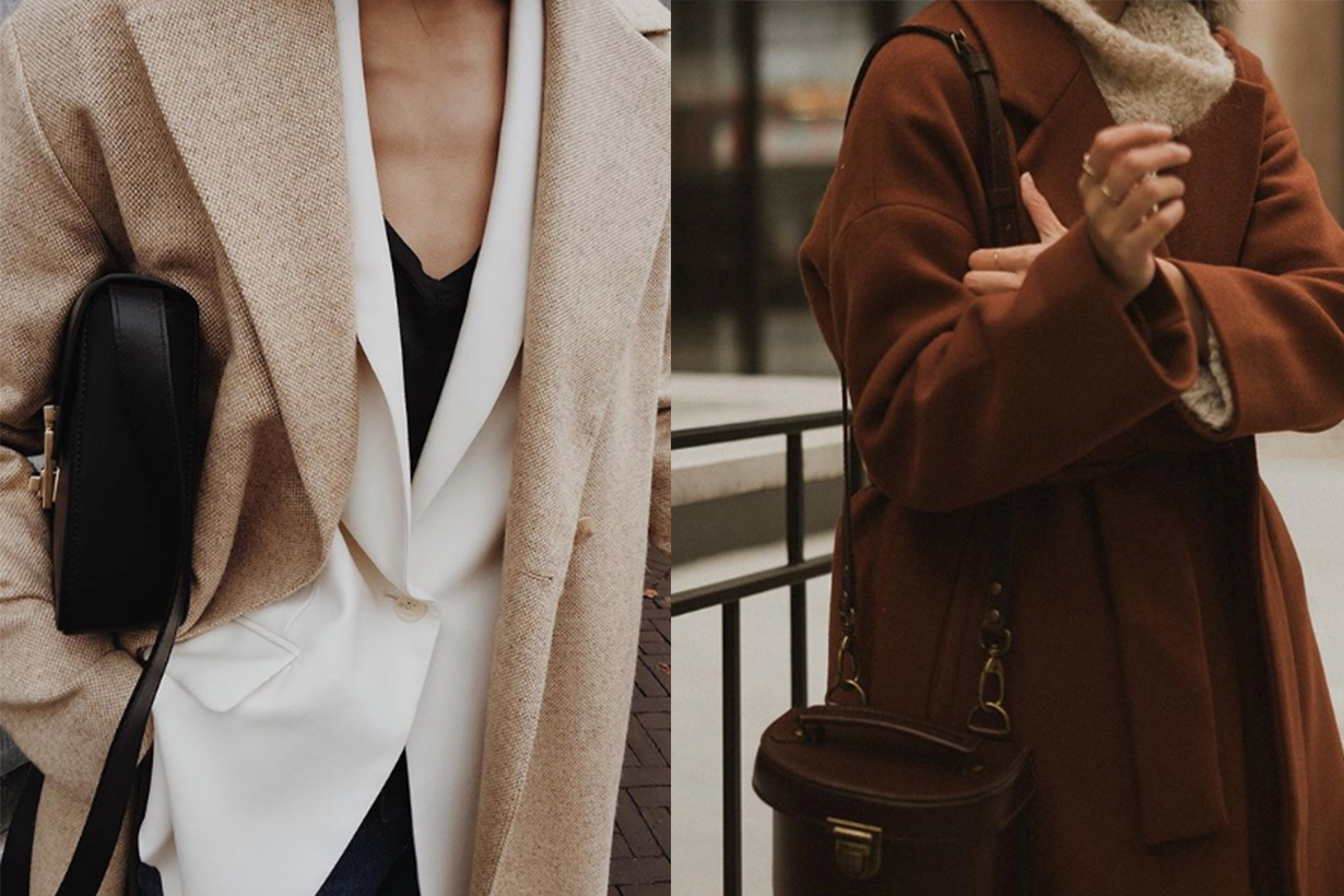 Vintage Style Satchel Crossbody Bag Trend 2019