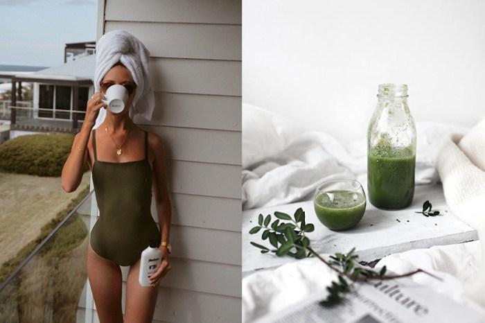 每天早上空腹喝!歐美正流行這一杯「綠拿鐵」,連續飲用 10 天瘦 4 公斤?