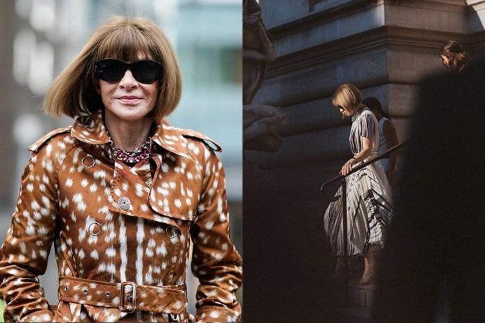 繼傳出將要離任後,Anna Wintour 除了《Vogue》主編又多了一個新職位!