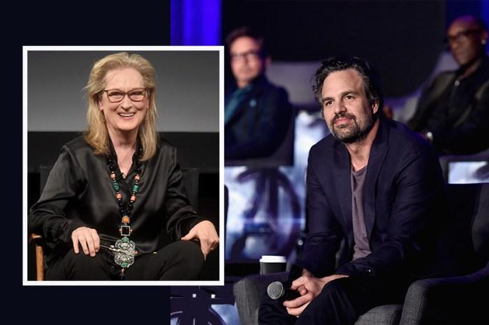 意外成為熱議話題,為什麼 Meryl Streep 突然與 Mark Ruffalo 接吻了?