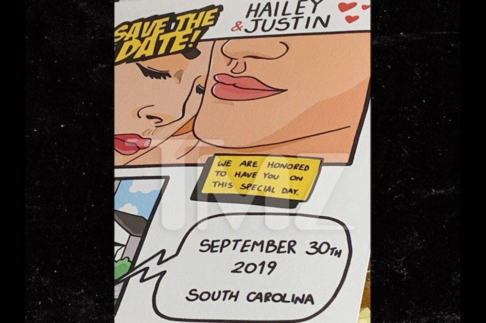 Justin bieber Hailey baldwin wedding date south carolina