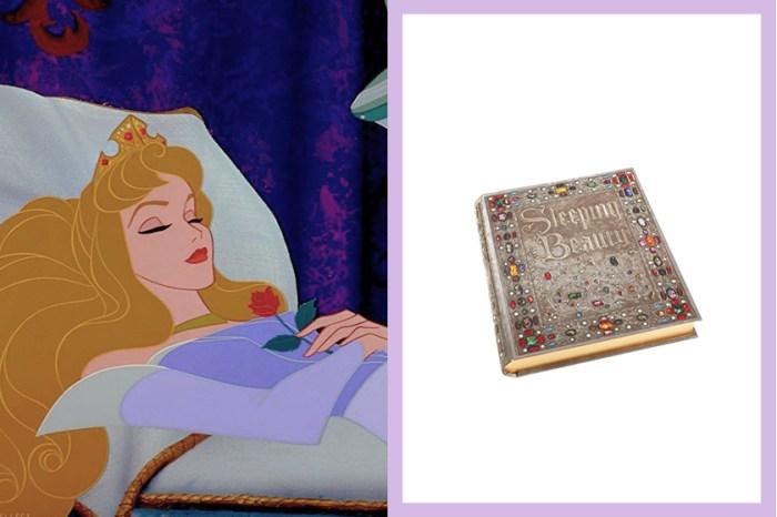 太夢幻:Bésame 推出「睡美人」彩妝系列,童話書眼影盤和華麗魔境引起熱議!