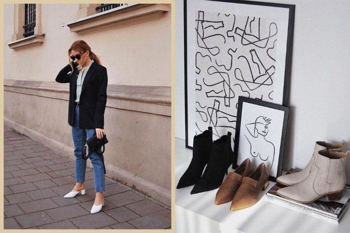 在考慮換季入手甚麼新單品?時尚編輯預測這 7 個鞋款設計即將爆紅!