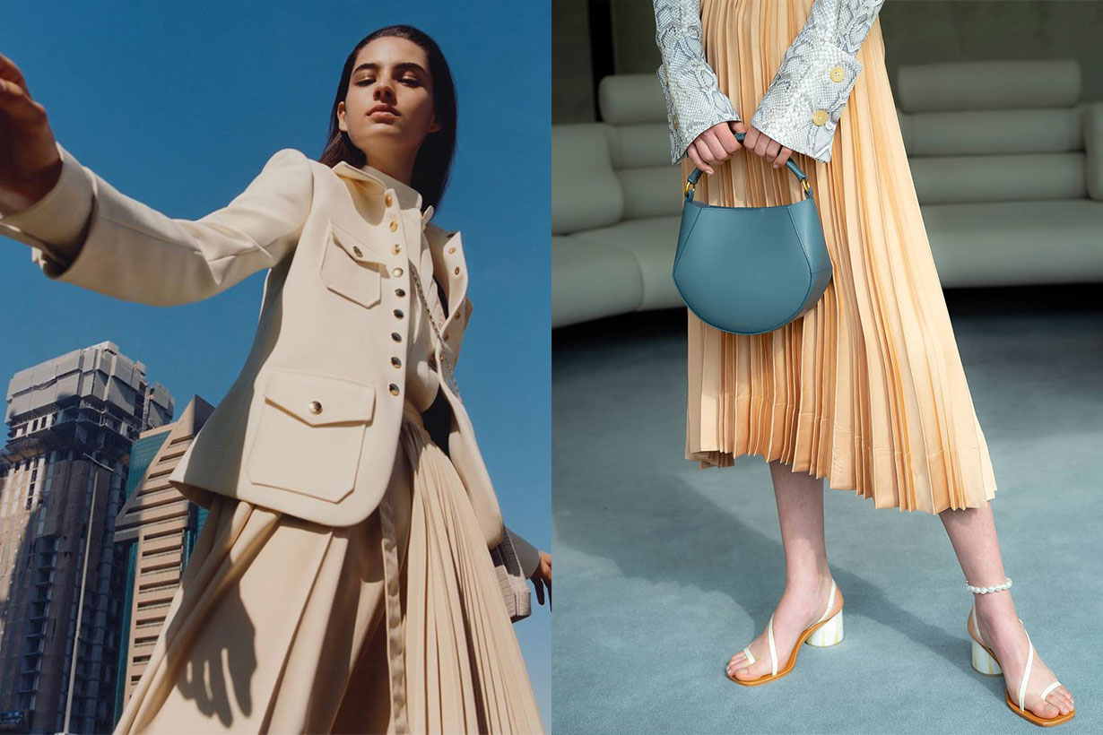 best maxi skirts for fall 2019