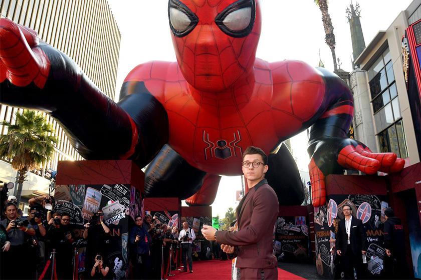 spider man sony disney dispute kevin feige marvel studios D23 respond