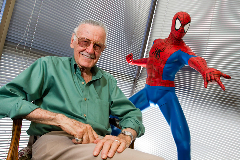 Stan Lee daughter condemns Disney over Spider-Man split