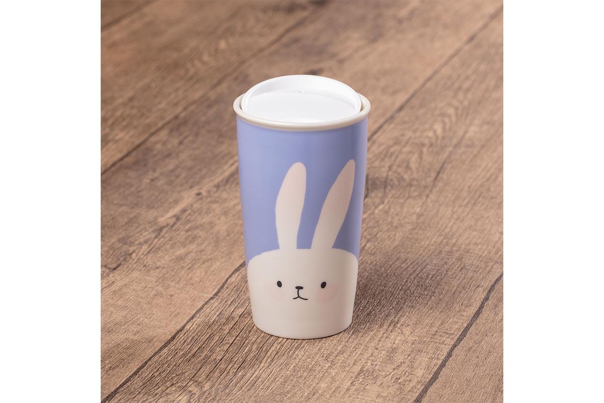 starbucks_mid-autumn-festival bunny coffee mug