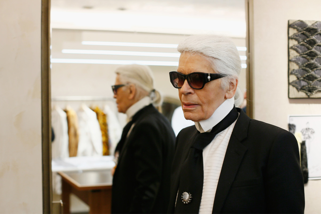 The LVMH Prize Has Been Renamed to Honor Karl Lagerfeld