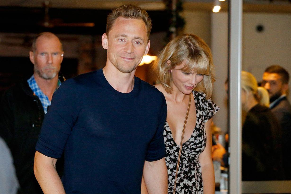 tom hiddleston taylor swift interview talk about ex relationship