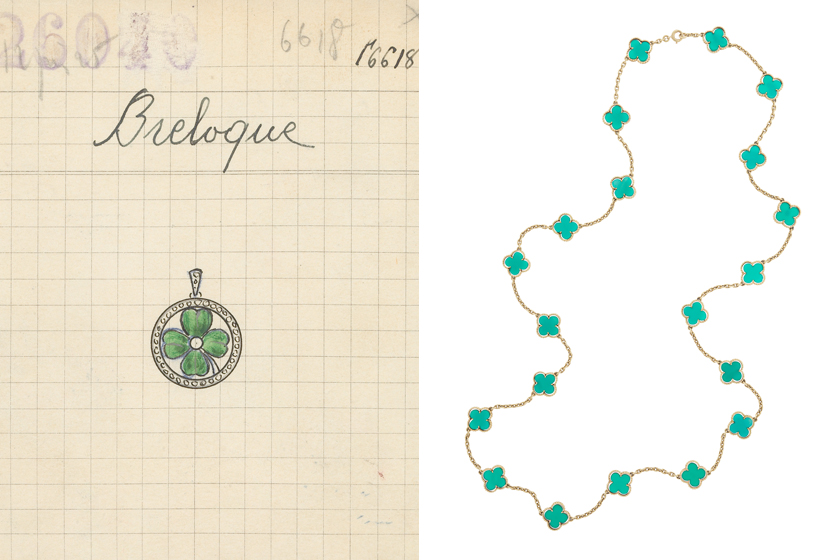 Van Cleef&Arpel Alhambra jewelry taipei 101 pop up grace kelly