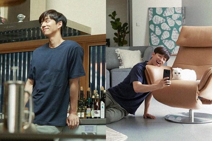40 歲仍是單身,孔劉分享私下日常:「我就是一個宅在家的普通大叔!」