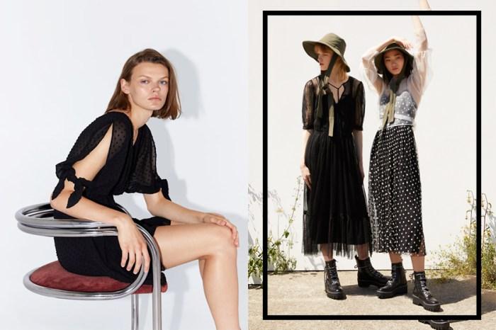 今季的 IT Dress 竟來自 Zara?這款新上架的裙子正被大家瘋搶中!
