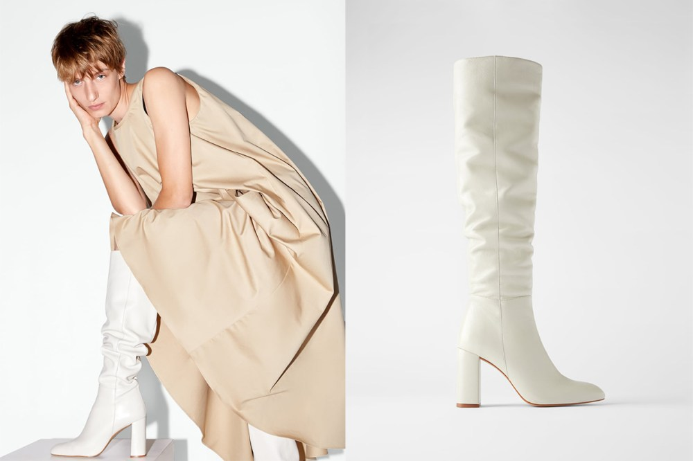 Slouchy Boots Fall Trend