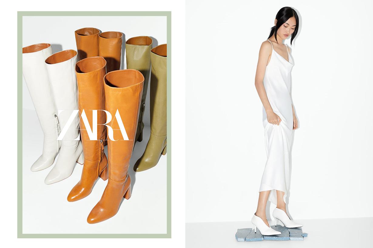 Zara Boots Trend 2019 Fall