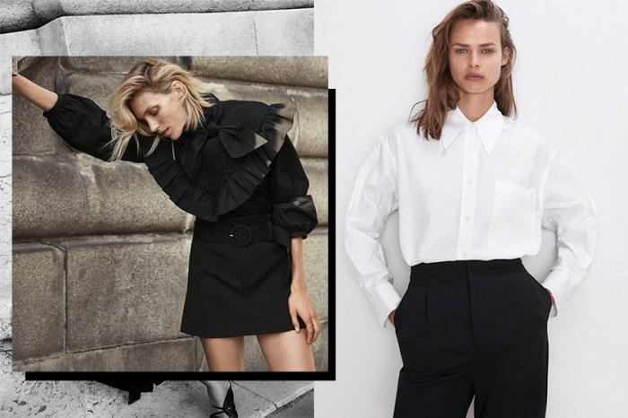 Less is More 之美學:Zara 推出全新簡約系列,親民價錢穿出高級氣質!