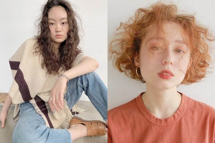 曲度越小越時髦!你發現了嗎?無論短、長髮的日本女生都悄悄燙了這種捲髮