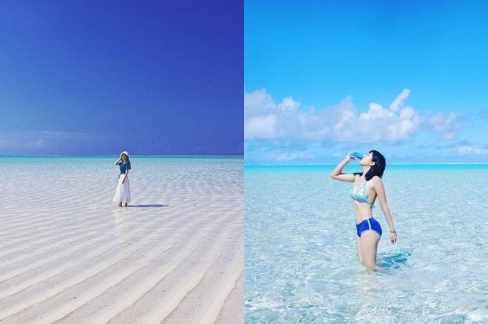 一生必訪一次的天堂海岸:這座在日本的夢幻沙灘,每年只有短暫機會才能看見!