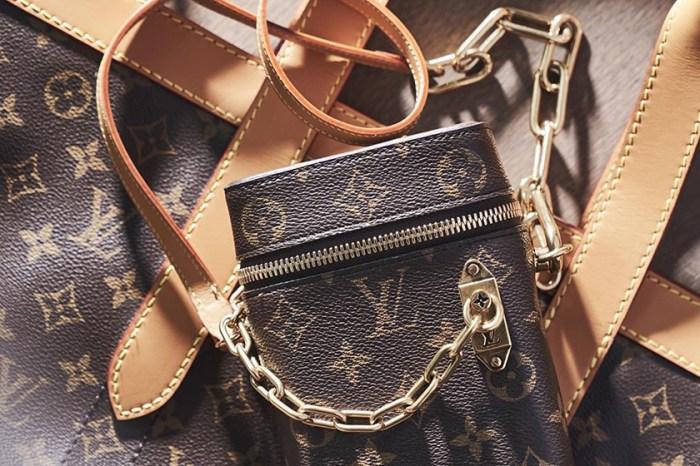 超小手袋之後,Louis Vuitton 即將推出的這款 Monogram 手機袋又再次引來關注!