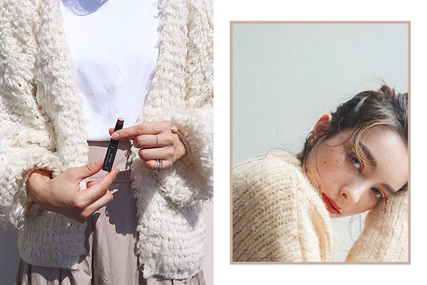 ETVOS Japan natural cosmetics 2019AW autumn makeup