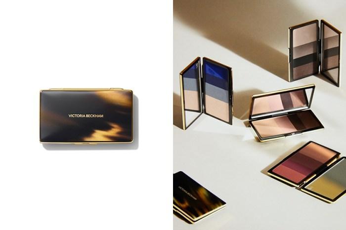 Victoria Beckham Beauty 彩妝品終於登場,絕美外型的眼影盤讓你也心動了嗎?