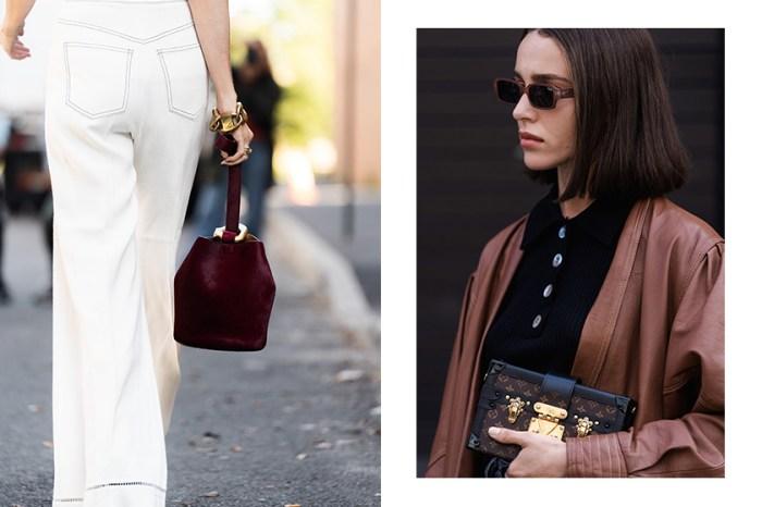 #NYFW:雲朵包之外,讓紐約時裝周街頭時尚型人們喜愛的是這幾款手袋!