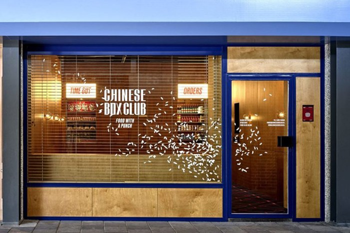 #POPSPOT in Netherlands:傳統與現代完美結合!參觀這間神秘的中式料理外帶店 Chinese Box Club