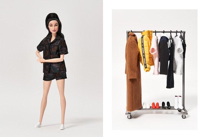 製作專屬自己的芭比造型:穿上 KITH 服裝的時尚 Barbie 們讓人好想收藏!