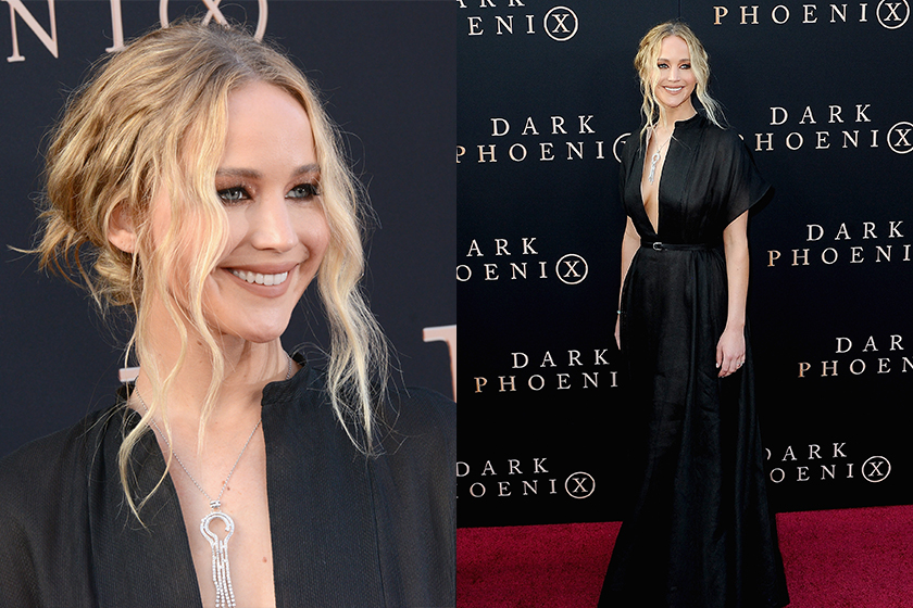 Jennifer Lawrence Travel Items