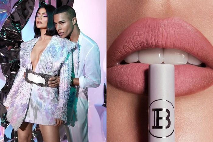 Kylie Jenner 為巴黎時裝週帶來驚喜:Kylie Cosmetics 將攜手 BALMAIN 推出一系列超美彩妝!
