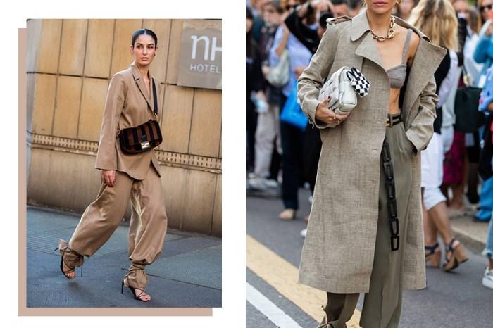 #MFW:從米蘭時裝週精彩街拍相輯中,找尋最棒的換季穿搭靈感吧!
