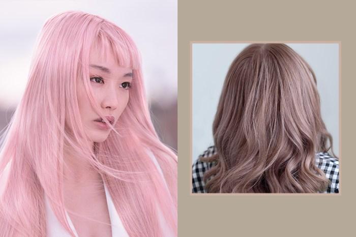 換髮型也要跟上趨勢:跟造型師偷學這個秋冬必備的霧感光澤系染髮!