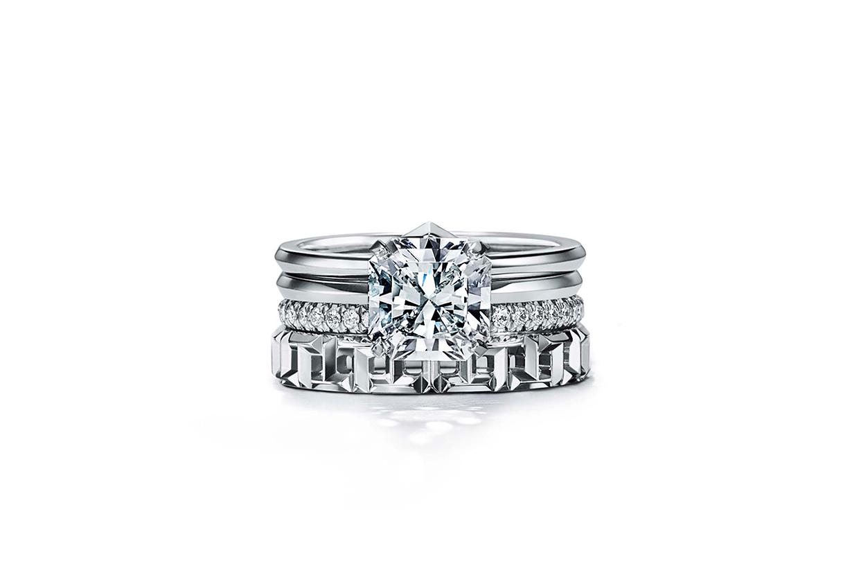 TIFFANY T ring and Tiffany & Co. hong kong flagship store tsim sha tsui