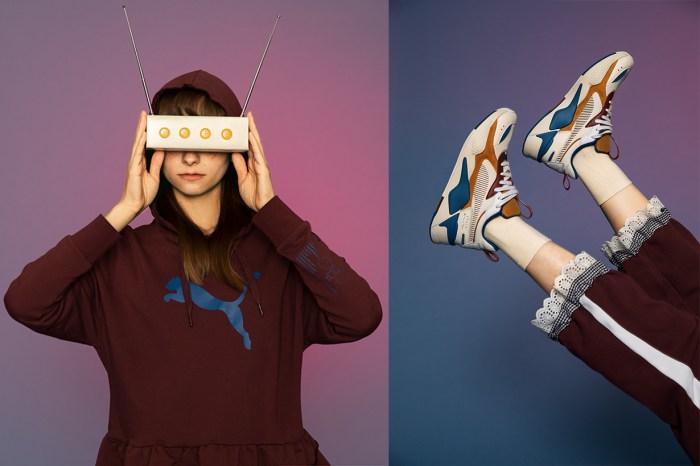 Puma 與 Tyakasha 推出聯乘系列,新鞋款配色也太美了吧!