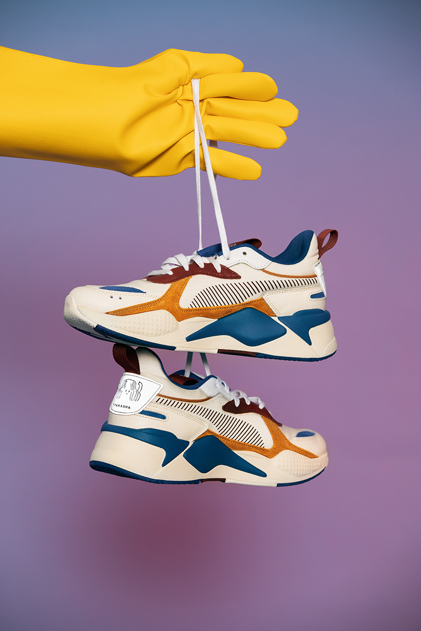 Puma Tyakasha Sneakers Collection
